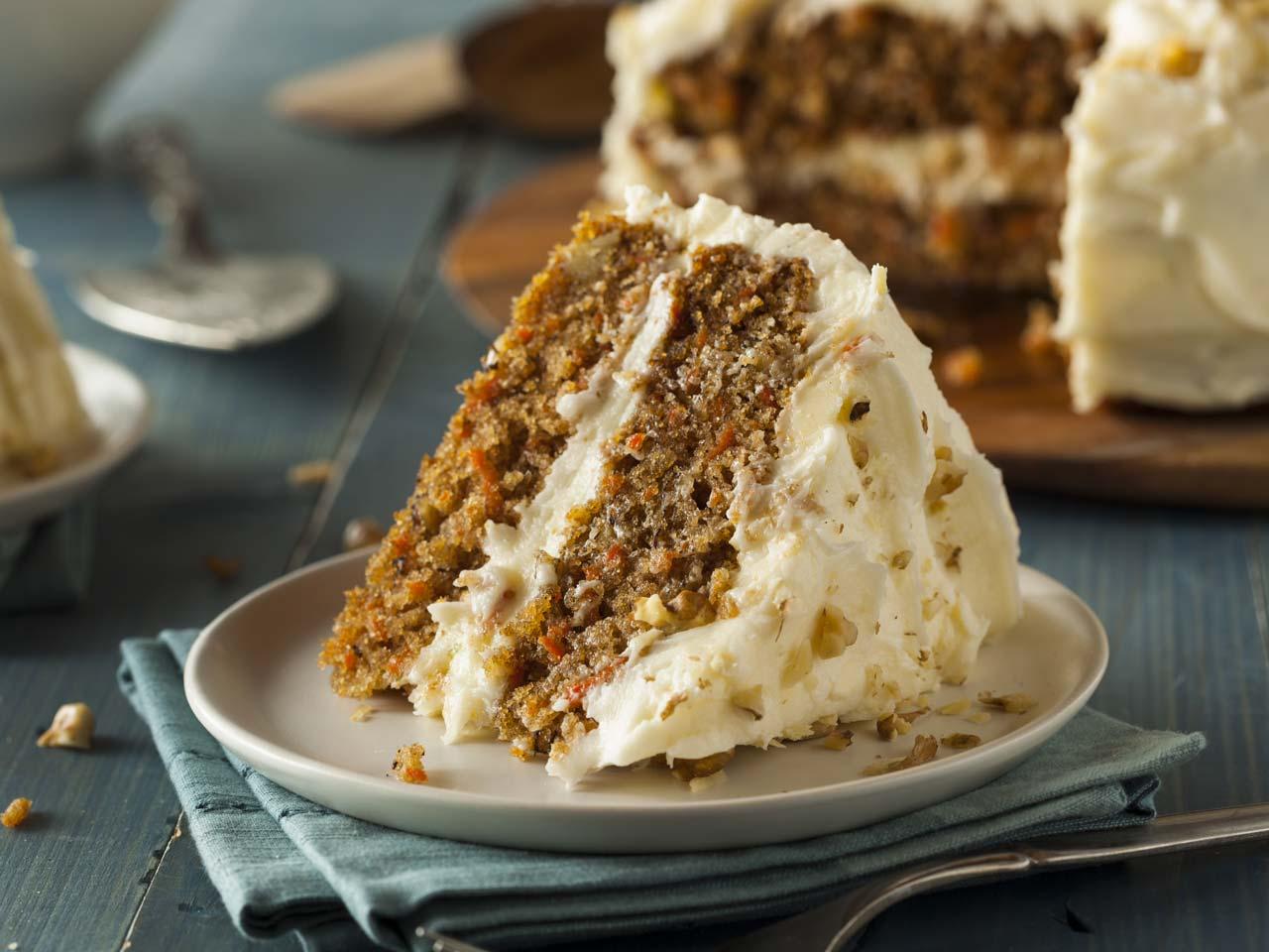 Eine gute Zeit - Unser Kuchen