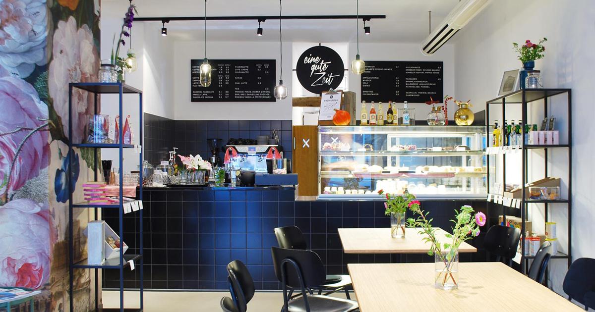 Caf deli bistro coffeeshop in stralsund eine gute for Kuchen stralsund