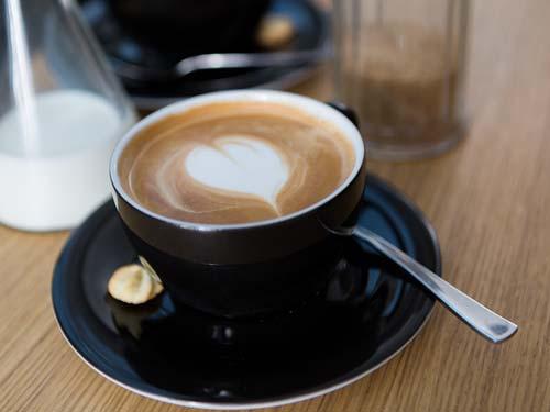 Café in Stralsund - Eine gute Zeit